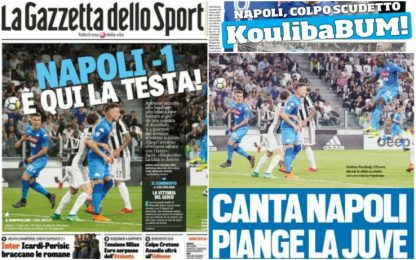 """""""KoulibaBUM!"""", """"Napoli è qui la testa"""": rassegna"""