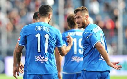 Empoli in A, gol e record: meglio dell'era Sarri