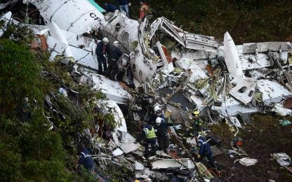 Tragedia Chapecoense: i risultati dell'inchiesta