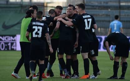 Il Venezia vola, Palermo ko 3-0