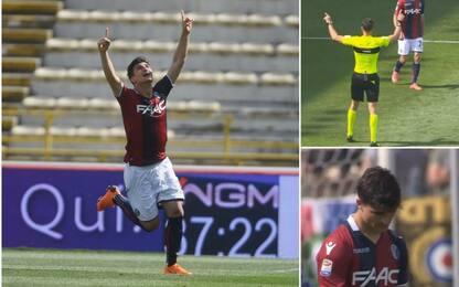Maledizione-Orsolini: Var nega ancora 1° gol in A