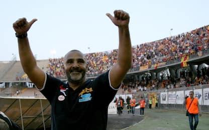 """Lecce, Liverani: """"Noi in B, che liberazione!"""""""