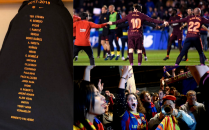 Barça fa festa, ma Deulofeu è dimenticato