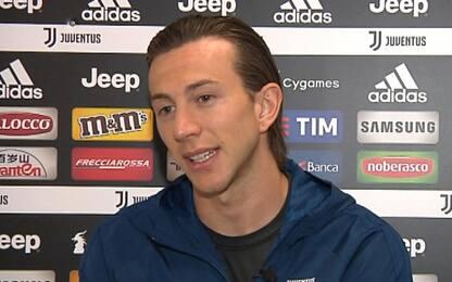 """Bernardeschi: """"Juve, che gruppo. Con l'Inter..."""""""