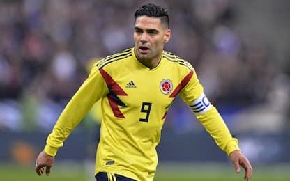 Falcao, altro infortunio: Colombia in apprensione