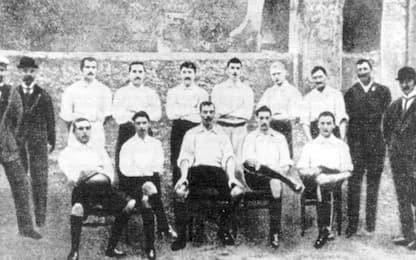 Accadde oggi: 120 anni fa la prima Serie A