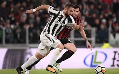Juventus-Milan, le chiavi tattiche della sfida