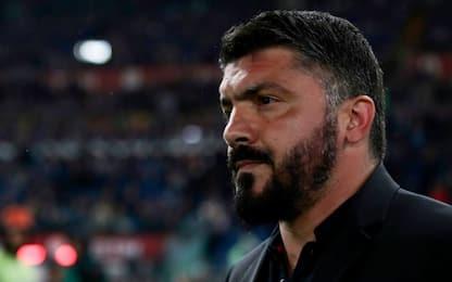 """Gattuso: """"Romagnoli è uno dei centrali più forti"""""""