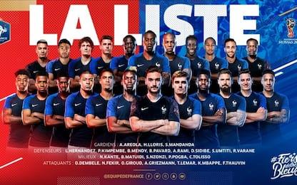 Francia, convocazioni Mondiali: resta fuori Payet