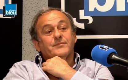 """Platini: """"Mondiale '98? Il sorteggio fu truccato"""""""
