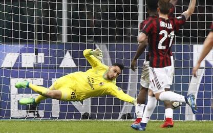 Serie A, le migliori parate della stagione
