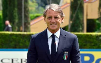 Italia, svelato lo staff del Ct Mancini
