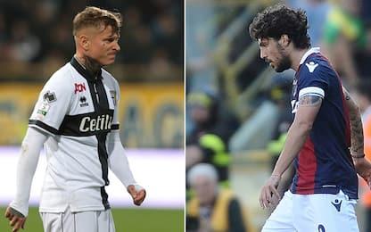 Bologna, chiesto Ciciretti al Napoli: c'è Verdi?