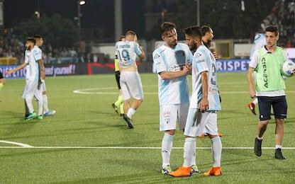 Entella al palo: l'andata con l'Ascoli finisce 0-0