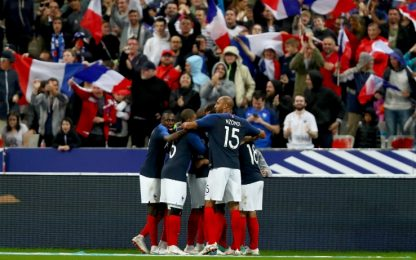 Vittoria Francia, pari per Portogallo e Nigeria