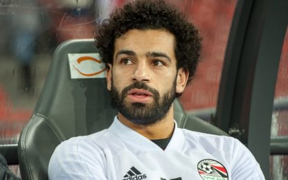 Mondiali, infortunio Salah: stop di tre settimane
