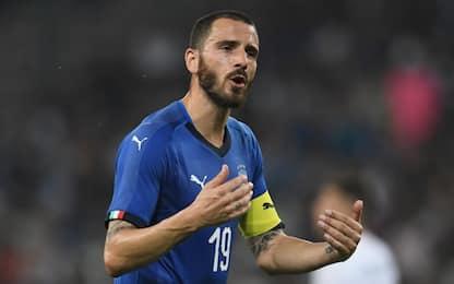 """Bonucci: """"Basta parlare solo di Balotelli"""""""