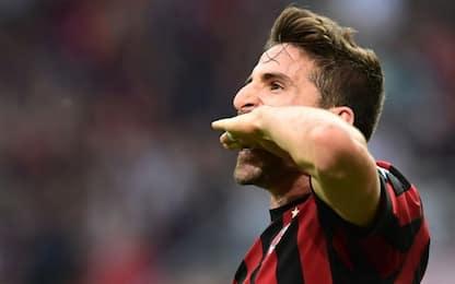 """Borini: """"Fuga post Uefa? Qui siamo al Milan"""""""