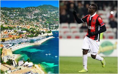 Nizza-Balotelli: la sua città della rinascita