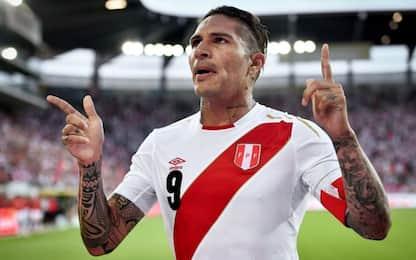 Guerrero torna con una doppietta. Tris Costa Rica