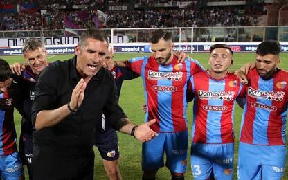 Catania a Siena: la probabile formazione