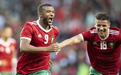 Marocco ok in rimonta, il Cile batte la Serbia