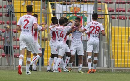 Playoff Serie C, il Sudtirol stende il Cosenza 1-0