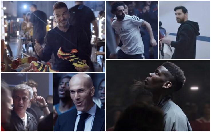 Mejor industria hemisferio  Mondiali Russia 2018, il nuovo spot di Adidas è da brividi