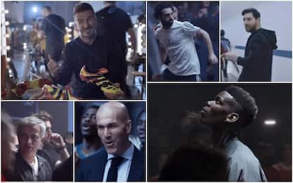 """""""Create the Answer"""": spot da brividi di Adidas"""