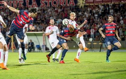 Playoff Serie C, Cosenza in finale al 94'