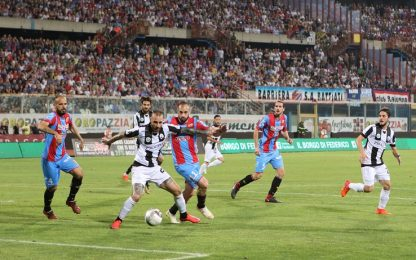 Playoff Serie C, Siena in finale: Catania ko