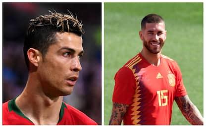 Portogallo-Spagna: le probabili formazioni