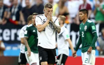 Germania, debutto choc: Messico vince con Lozano