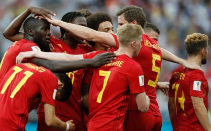 Belgio-Tunisia: le probabili formazioni