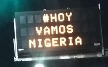 """Vamos Argentina""? Dopo lo 0-3 è ""Vamos Nigeria"""