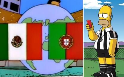 I Simpson hanno previsto la finale mondiale?