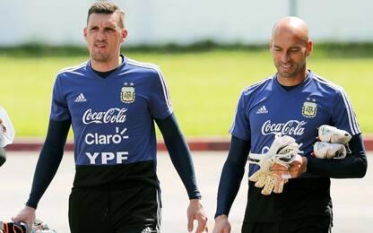 L'Argentina nei guantoni di Franco Armani