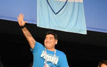 """Maradona: """"Sto bene, magari deluderò qualcuno..."""""""