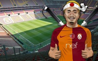 Inter, ufficiale Nagatomo al Galatasaray