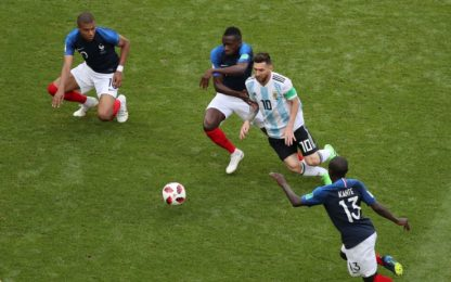 Francia, Messi ingabbiato: Deschamps svela come