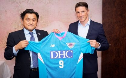 "Torres in Giappone: ""Giocherò nel Sagan Tosu"""