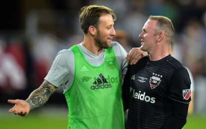Rooney, debutto show in MLS: assist e applausi