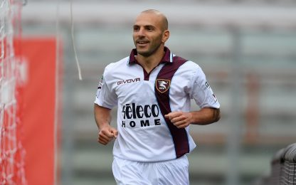 Salernitana, i convocati per l'Entella: out Rosina