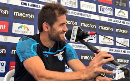 """Lulic: """"Lazio casa mia. Mercato? Aspetto qualcosa"""""""
