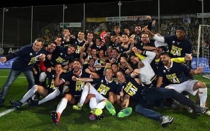 Parma a -5, ma resta in Serie A. Due anni a Calaiò
