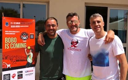 """""""Bobo Summer Cup"""", Vieri campione di solidarietà"""
