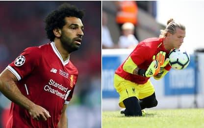 "Salah difende Karius: ""Ignora gli haters"""