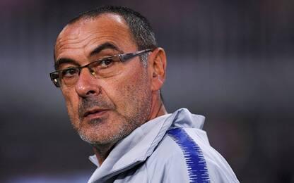 """Sarri: """"Non scippo i giocatori al Napoli. Adl?..."""""""