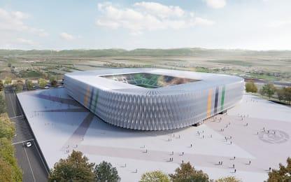 Venezia, presentato il progetto del nuovo stadio