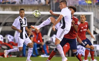 Benfica-Juve, probabili formazioni e orari